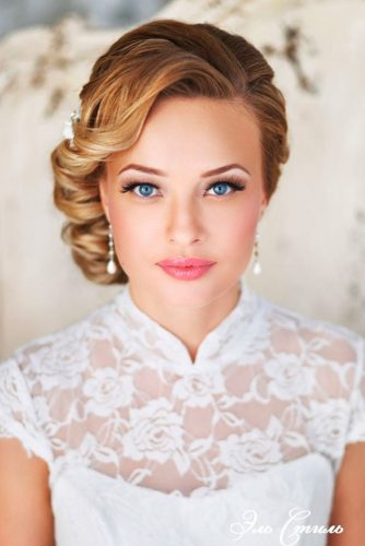 Most Popular Wedding Hairstyles for Short Hair picture 2
