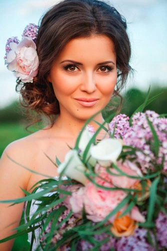 Most Popular Wedding Hairstyles for Short Hair picture 4