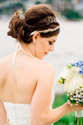 Most Popular Wedding Hairstyles for Short Hair picture 5