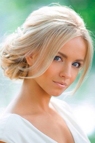 Sweety Wedding Hairstyles for Charming Brides picture 1
