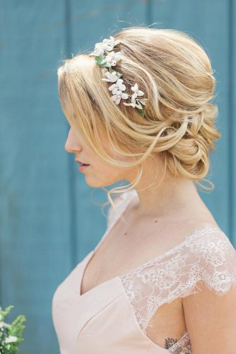 Sweety Wedding Hairstyles for Charming Brides picture 6