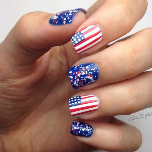 Fun Patriotic Nail Designs picture 5