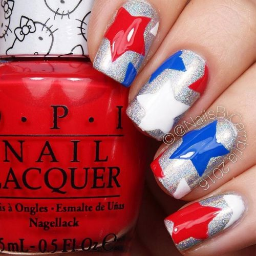 Amazing Nail Designs to Celebrate the 4th of July picture 1
