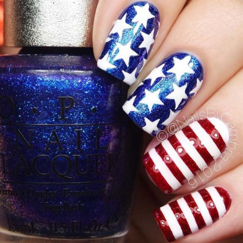 Amazing Nail Designs to Celebrate the 4th of July picture 2