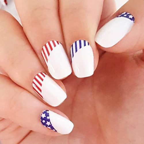Amazing Nail Designs to Celebrate the 4th of July picture 3