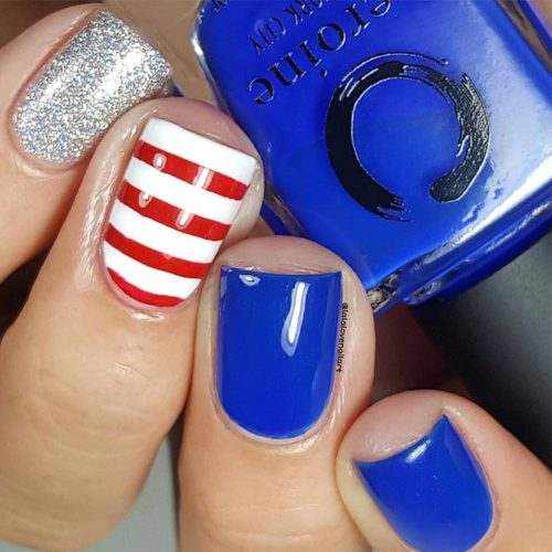 Amazing Nail Designs to Celebrate the 4th of July picture 4