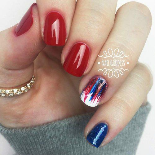 Amazing Nail Designs to Celebrate the 4th of July