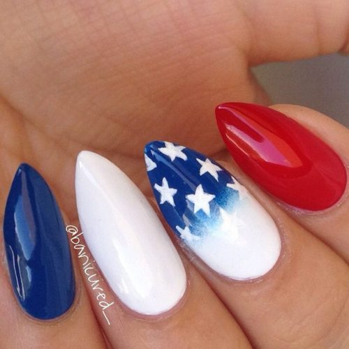 Patriotic Mani Ideas picture 3