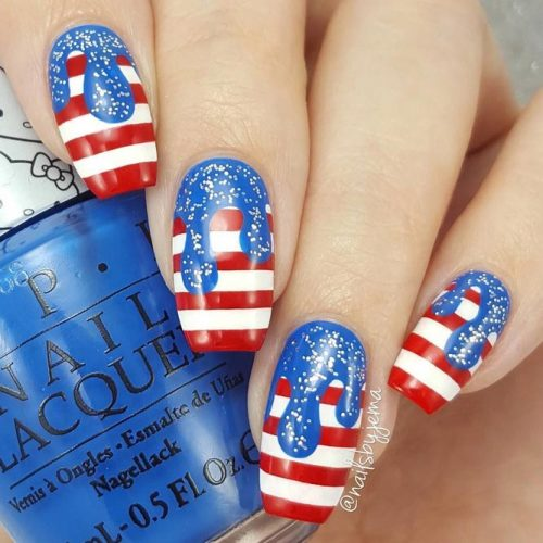 Fun Patriotic Nail Designs picture 2