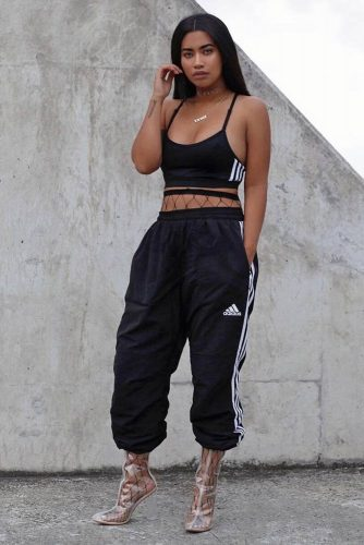 Adidas Pants Outfits to Try Right Now picture 2
