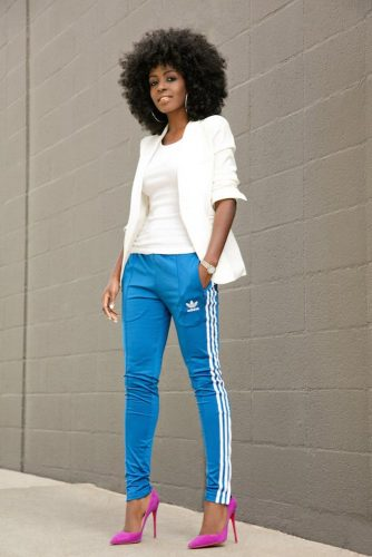 Adidas Pants Outfits to Try Right Now picture 4