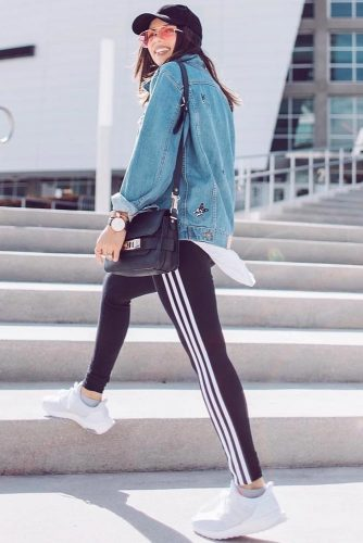 Popular Adidas Pants Outfit Ideas picture 3