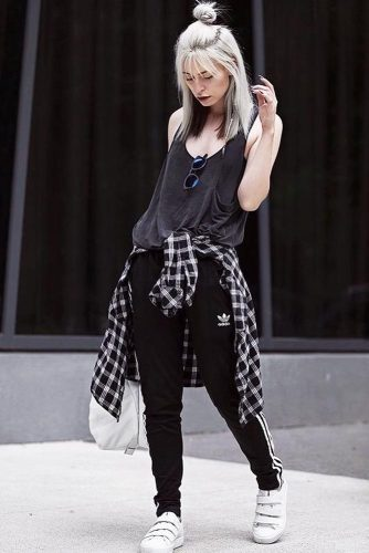 How to Wear Adidas Pants Fashionably picture 6
