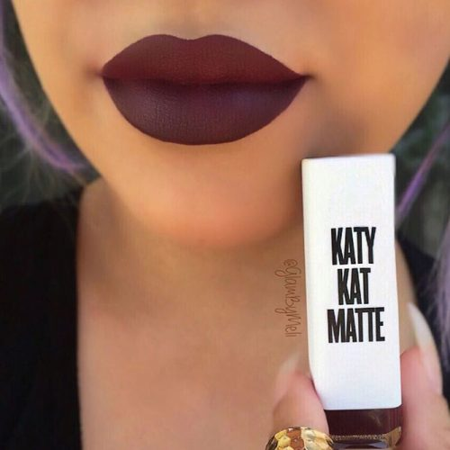Sexy Maroon Matte Lipstick - Choose your Favorite Shade picture 4