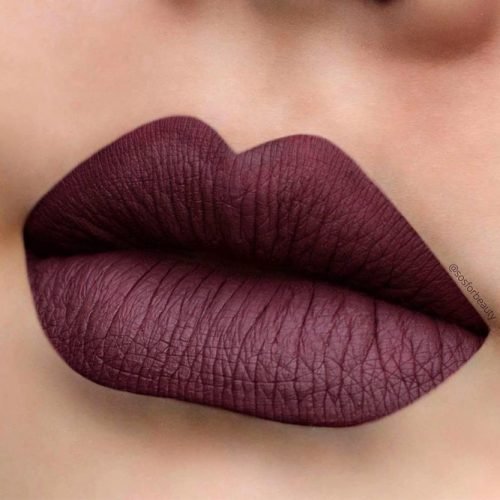 Sexy Maroon Matte Lipstick - Choose your Favorite Shade picture 6