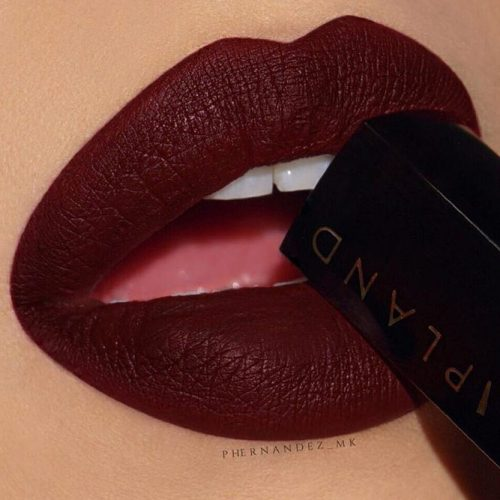 Trendy Maroon Lipstick Shades picture 1