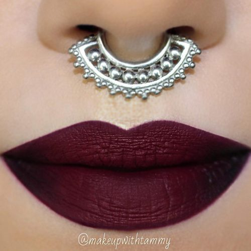 Trendy Maroon Lipstick Shades picture 4