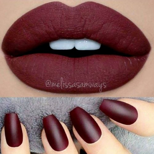 Popular Maroon Lipstick Shades picture 6