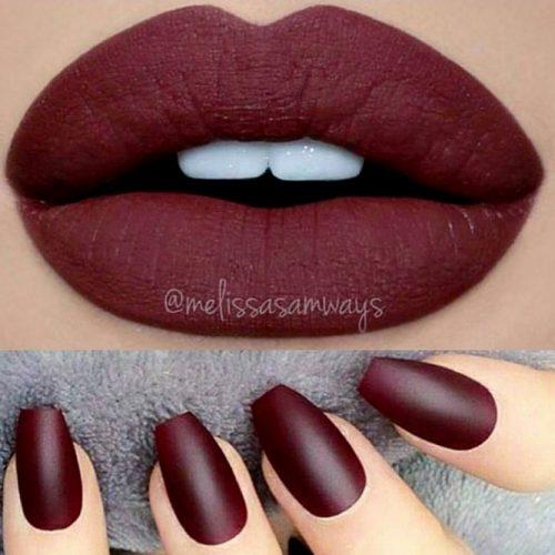 Popular Maroon Lipstick Shades picture 6