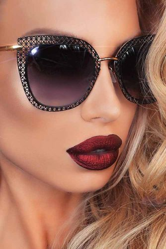 Variations Of Burgundy Lipstick Matte picture5
