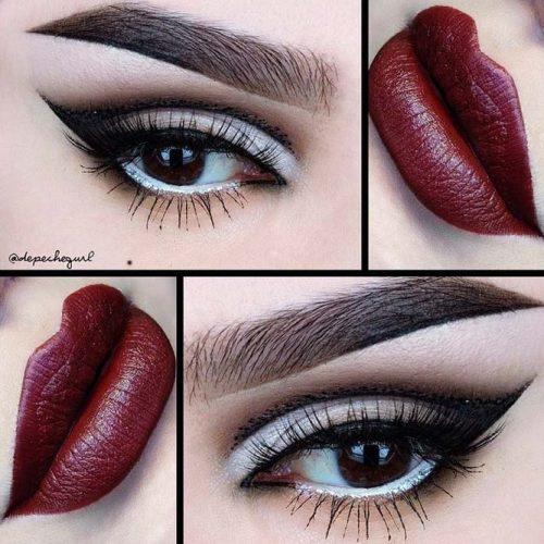 Stylish Burgundy Lipstick Matte picture1