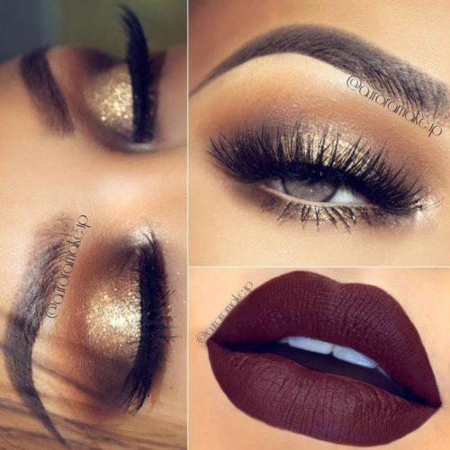 Stylish Burgundy Lipstick Matte picture2