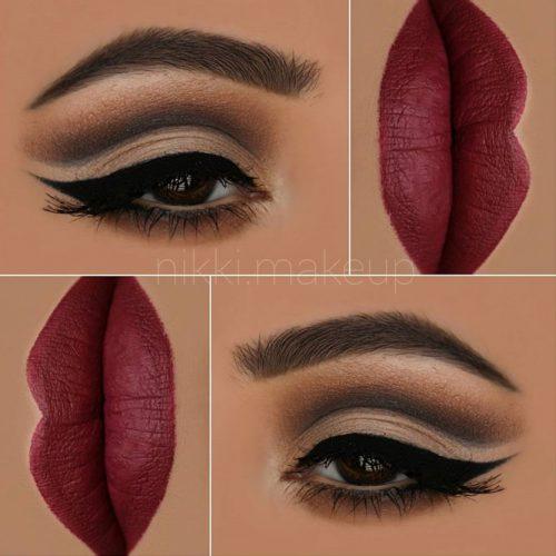 Stylish Burgundy Lipstick Matte picture4