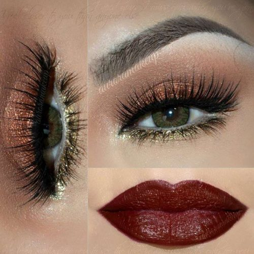 Trendy Burgundy Lipstick Matte picture1