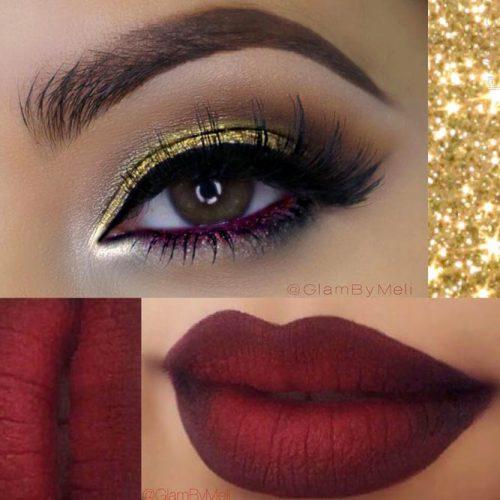 Trendy Burgundy Lipstick Matte picture3