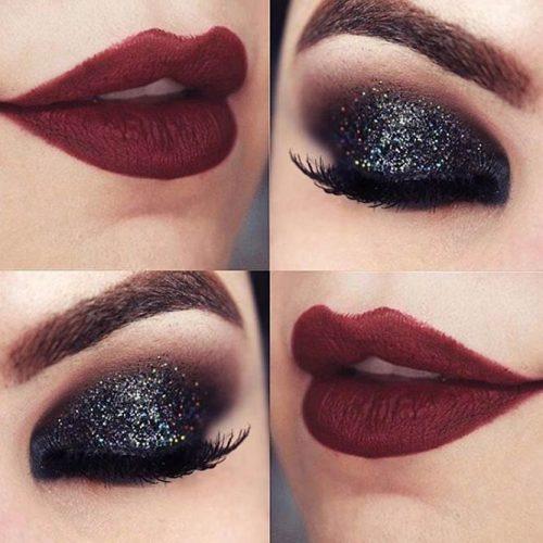 Trendy Burgundy Lipstick Matte picture4
