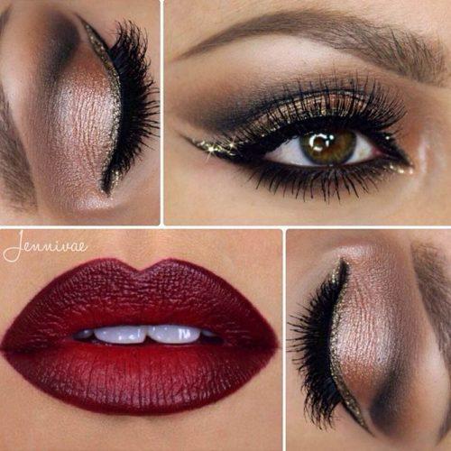 Trendy Burgundy Lipstick Matte picture5