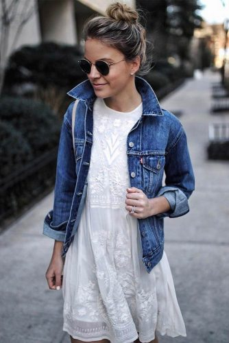 Black and White Casual Dress Ideas picture 3