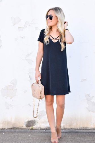 Black and White Casual Dress Ideas picture 5
