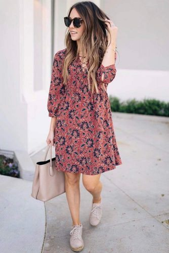 Print Casual Dress Ideas picture 5