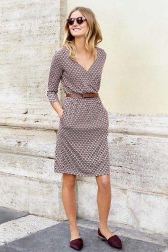 Print Casual Dress Ideas picture 1