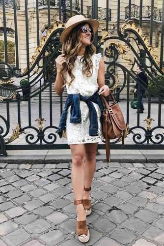 Black and White Casual Dress Ideas picture 2