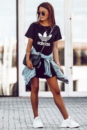 Sport Casual Dress Design #sportdress