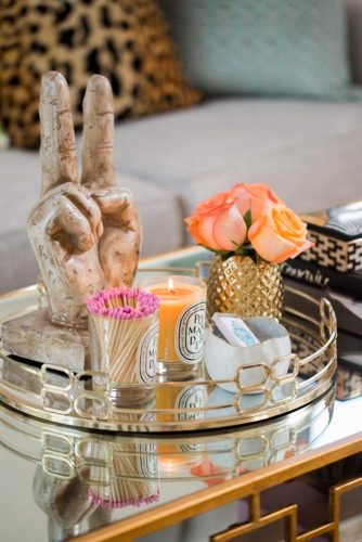 Amazing Coffee Table Decorating picture 6