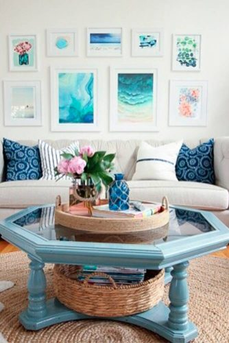 Amazing Coffee Table Decorating picture 2