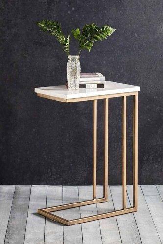 Minimalist Coffe Table Design #whitetop