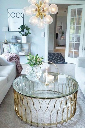 Impeccable Coffee Table Décor For Your