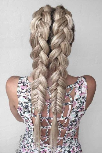 Double Braids In Hairstyles picture 1