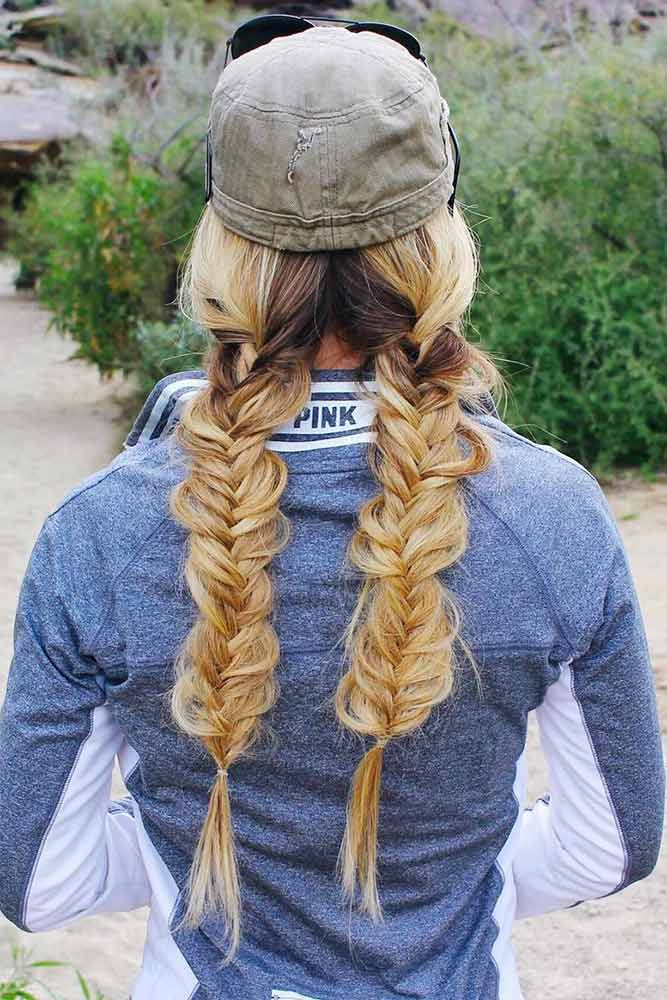 Double Braids In Hairstyles picture 2