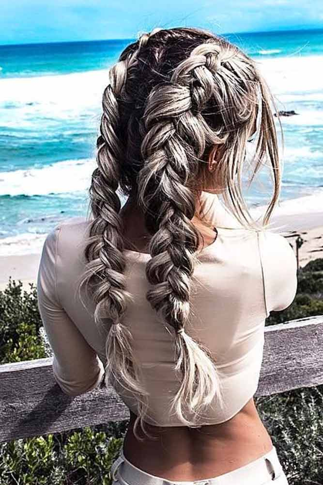 Double Braids In Hairstyles picture 5