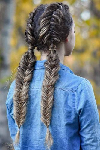 Double Braids In Hairstyles picture 6