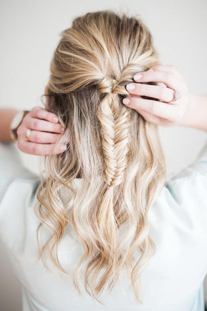 Fishtail Braid Hairstyles picture 5