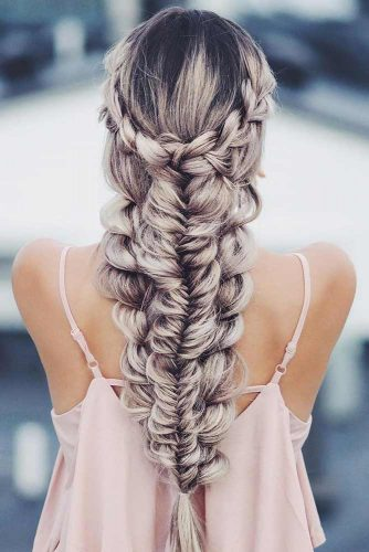 Romantic Braided Hairstyles picture 5