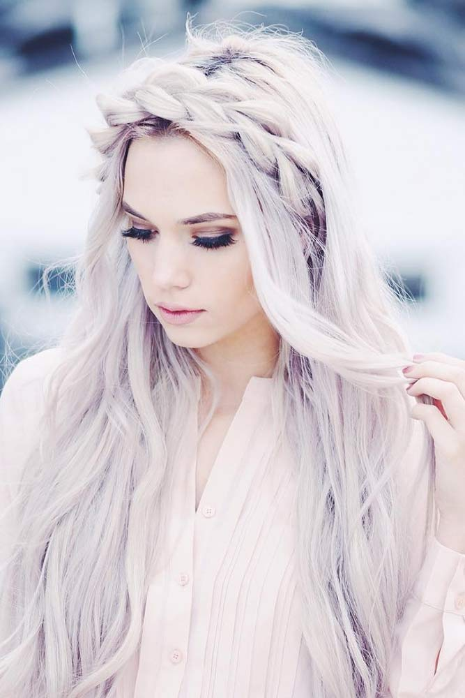 Braids In Daily Hairstyle picture 1