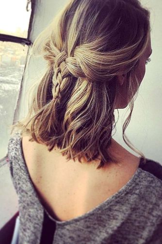 Cute Hairstyles with Braids picture 1