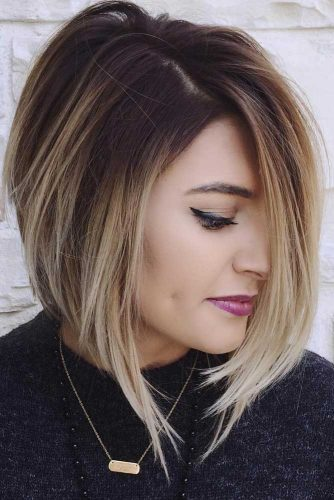 Cute Layered Long Bob picture 6